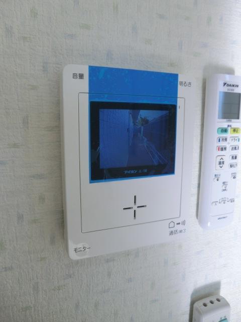 アコス浦和 104号室の設備