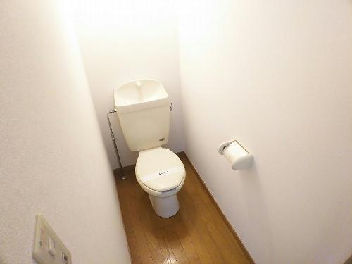 レオパレス廣岡 204号室のトイレ
