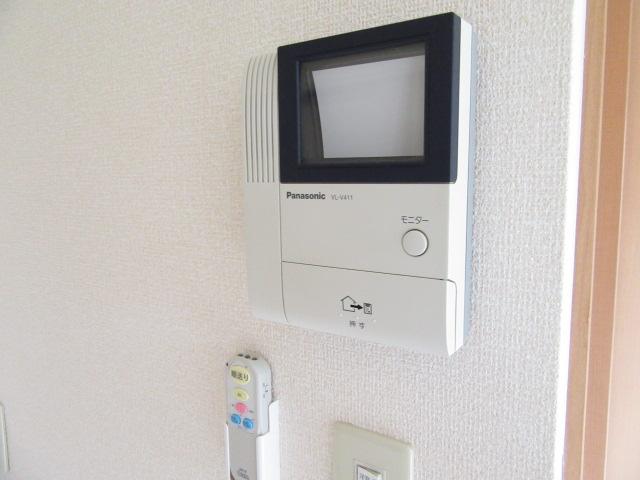 メゾン・ド・ベガ 206号室のセキュリティ