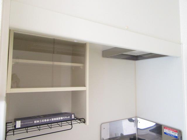 メゾン・ド・ベガ 206号室のキッチン