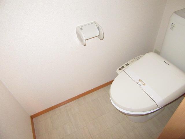 メゾン・ド・ベガ 206号室のトイレ