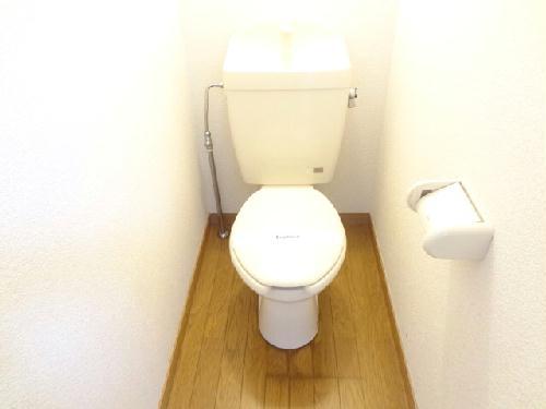 レオパレス廣岡 104号室のトイレ