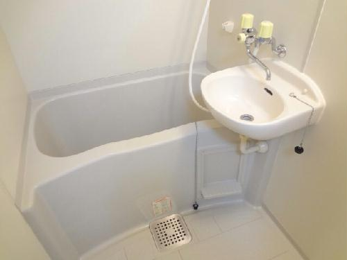レオパレス廣岡 104号室の風呂