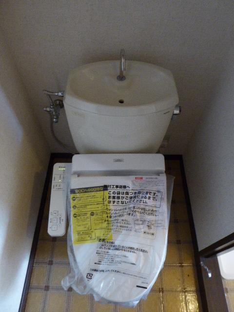 東町フォーブル 101号室のトイレ