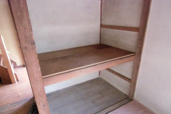 杉山荘 202号室の収納