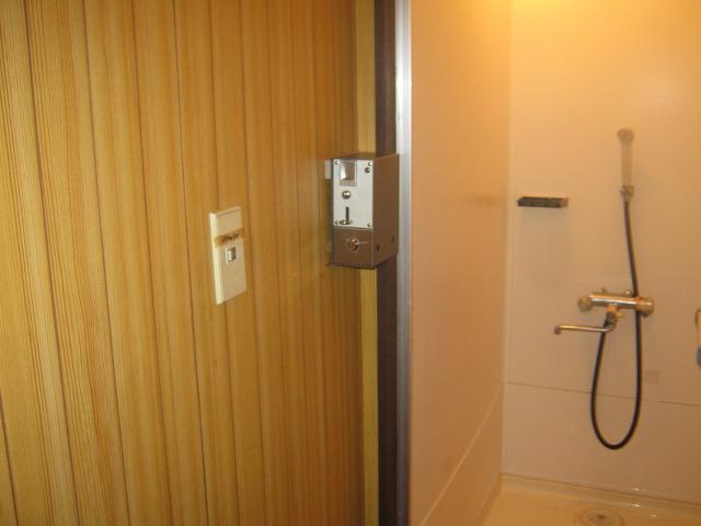吉田荘 207号室のリビング