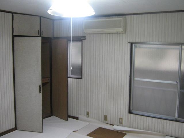 吉田荘 210号室のリビング
