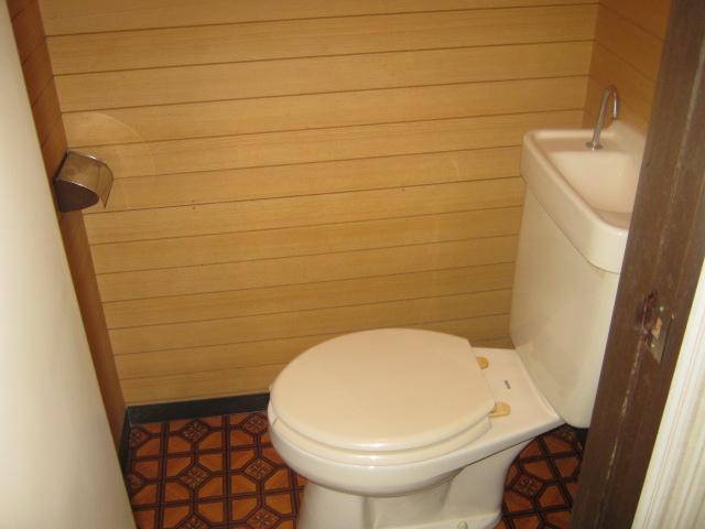 吉田荘 210号室のトイレ