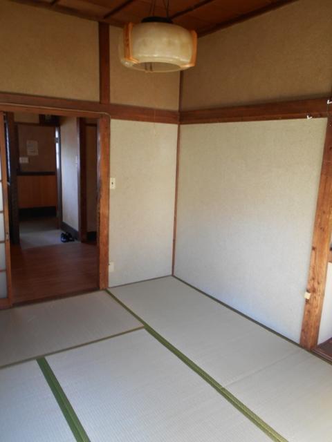 富士見荘 7号室のロビー