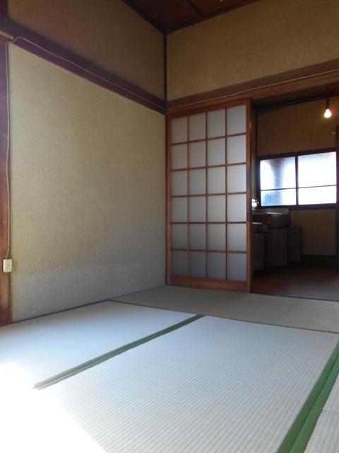 富士見荘 7号室の居室