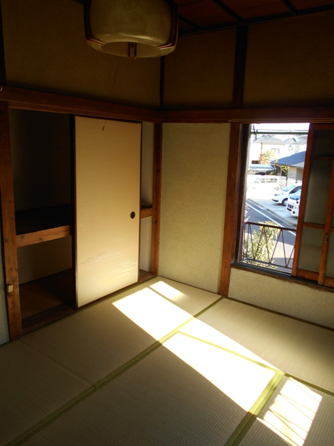 富士見荘 7号室のリビング