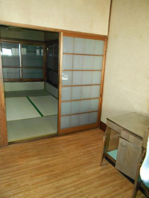 富士見荘 7号室のキッチン