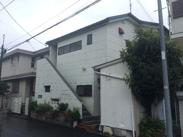 TOGUCHI House外観写真