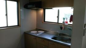 Kハウス早稲田 102号室のキッチン