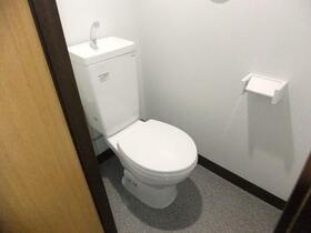 翆耀館 3FB号室のトイレ