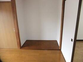 翆耀館 3FB号室の収納