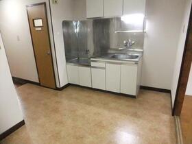 翆耀館 3FB号室のキッチン