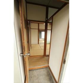 コーポ先秀 201号室の玄関