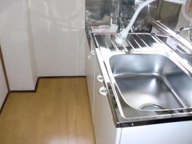 吉池ビル 301号室のキッチン