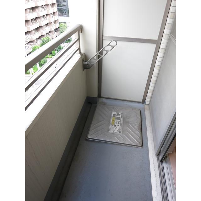 トウセン南大塚 1002号室のバルコニー