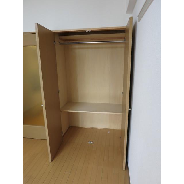 トウセン南大塚 1002号室の収納