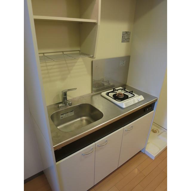 トウセン南大塚 1002号室のキッチン