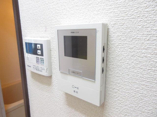 ザ・テラス 105号室のセキュリティ
