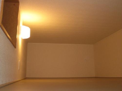 レオパレスサンボーン 101号室の収納