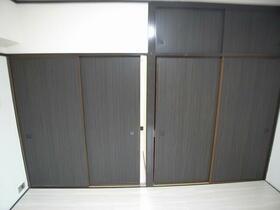 林マンション 203号室の収納