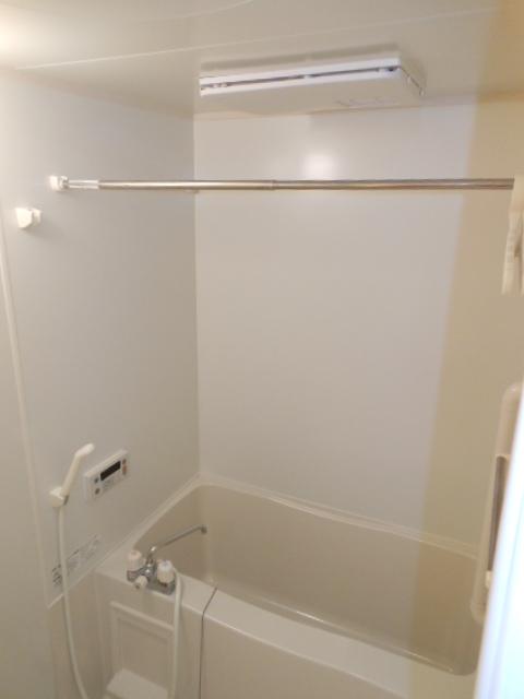 グリーンヒル 210号室の風呂