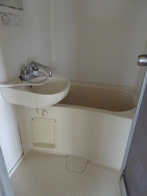 エクセリア練馬の風呂