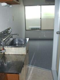 セドルハイム桜台A 205号室のキッチン