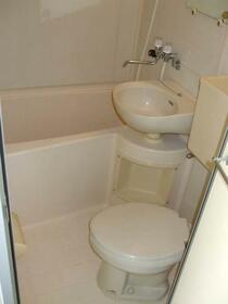 セドルハイム桜台A 205号室の風呂