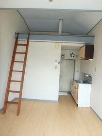 セドルハイム桜台A 205号室の玄関