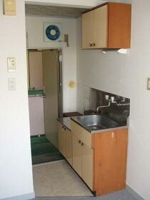 セドルハイム桜台A 205号室の居室