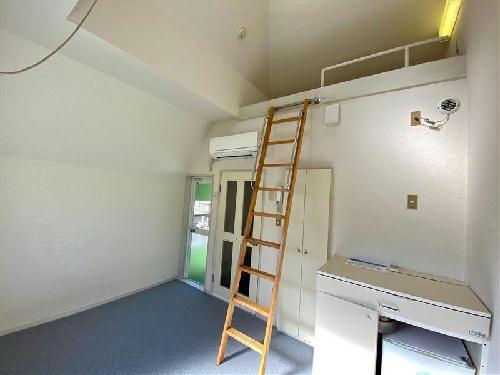レオパレスアイネ 201号室のキッチン
