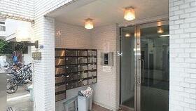 ソリッドリファイン東新宿 303号室のエントランス