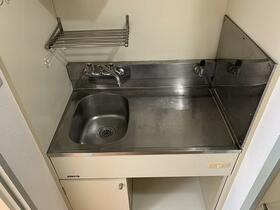 ソリッドリファイン東新宿 303号室のキッチン