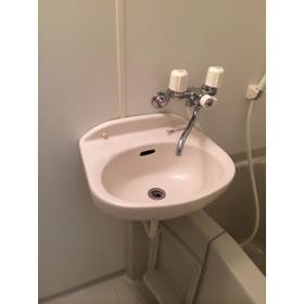 アムール小松 102号室の洗面所