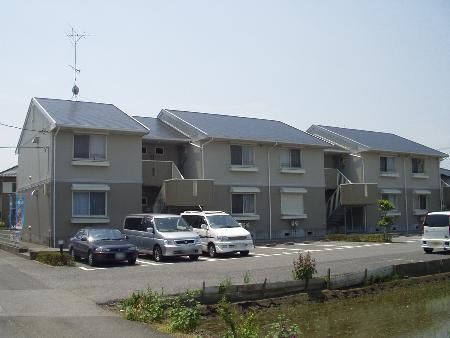 サニーコーポ富士見B外観写真