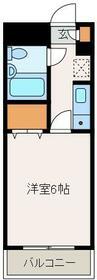 ベルエア-南長崎 302号室の外観