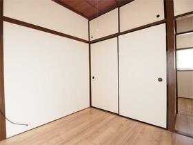 小林荘 205号室のリビング
