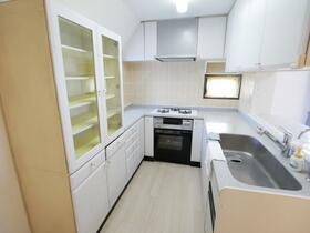 クレストヒルズ 301号室のキッチン