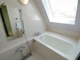 クレストヒルズ 301号室の風呂