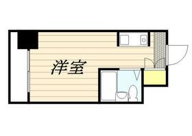 フォーラムイン・東京・1313号室の間取り