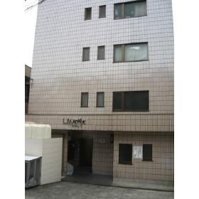 ローリエ矢来町 203号室の外観
