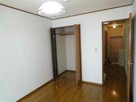 バーレルハイツ 202号室の玄関