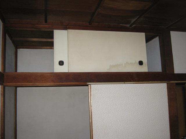 和泉荘 5号室の収納