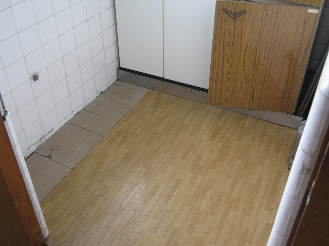 和泉荘 5号室の居室