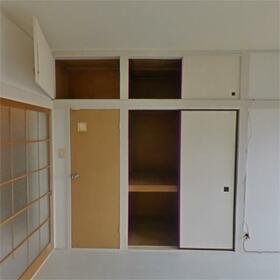 チェリーヒル小林I 202号室の収納